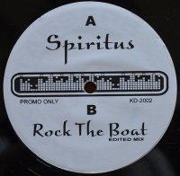 Rey De Copas / Aaliyah / Spiritus / Rock The Boat(12