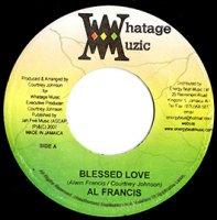 Al Francis, Jah Mason / Blessed Love (7
