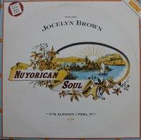 Nuyorican Soul Featuring Jocelyn Brown / It's Alright, I Feel It! (12