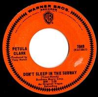 Petula Clark / Don't Sleep In The Subway(7