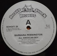 Barbara Pennington / All American Boy (12