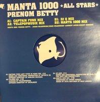 Manta 1000 / Prenom Betty (12