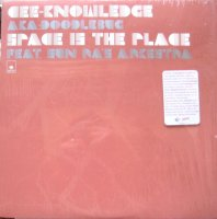 Cee Knowledge / Space Is The Place (12