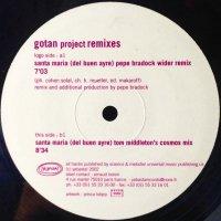 Gotan Project / Gotan Project Remixes (12