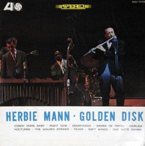 Herbie Mann / Golden Disk(LP)