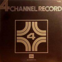 石川晶 & カウントバッファローズ, 鈴木宏昌,モーリー・グレイ, Music Sound Orchestra / 4 Channel Record (LP)