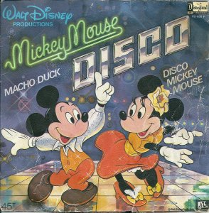 V.A. / MICKEY MOUSE DISCO (7