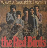 赤い鳥(RED BIRDS) WHAT A BEAUTIFUL WORLD (LP)