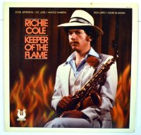 Richie Cole / Keeper Of The Flame (LP)