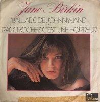 Jane Birkin / Ballade De Johnny Jane (7