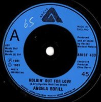 Angela Bofill / Holdin' Out For Love / Only Love (7