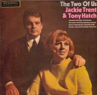 Jackie Trent & Tony Hatch With The Tony Hatch Orchestra / The Two Of Us (LP)