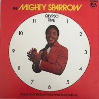 MIGHTY SPARROW / CALYPSO TIME (LP)