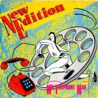 NEW EDITION / MR. TELEPHONE MAN (7