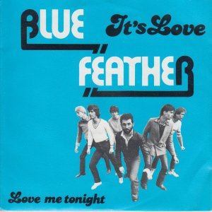 Blue Feather / It's Love (7