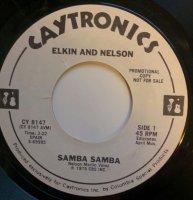 Elkin & Nelson / Samba Samba (7