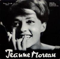 JEANNE MOREAU / 12 CHANSONS DE CYRUS BASSIAK (LP)