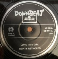 Monty Reynolds / Lord Fly / Long Time Girl / Blu-Lu-Up (7