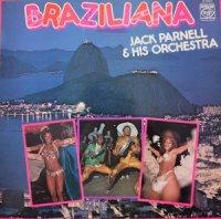 JACK PARNELL & HIS ORCHESTRA / BRAZILIANA (LP)