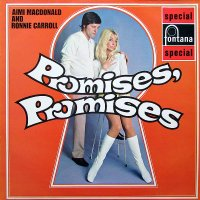Aimi Macdonald And Ronnie Carroll / Promises, Promises (LP)