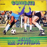 Various / Corrente 78 - Brasil Pais Do Futebol (LP)