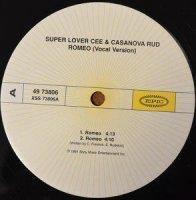 SUPER LOVER CEE & CASANOVA RUD / ROMEO / GIGGOLO (12
