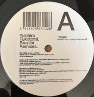 Yukihiro Fukutomi / Brazilia Remixes (12