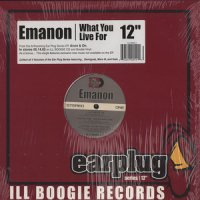 Emanon / What You Live For (12