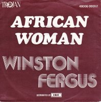 Winston Fergus / African Woman (7