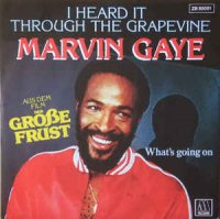 Marvin Gaye / I Heard It Through The Grapevine / What's Going On (7