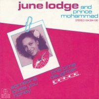 June Lodge And Prince Mohammed / Someone Loves You Honey (7