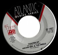ARCHIE BELL & THE DRELLS / TIGHTEN UP (7
