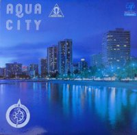 S.KIYOTAKA&OMEGA TRIBE / AQUA CITY (LP)