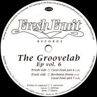 The Groovelab / EP Vol. 6 (12