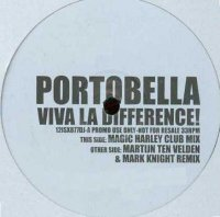 Portobella / Viva La Difference! (12