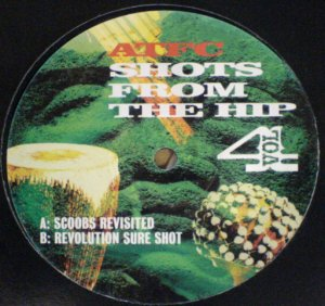 """ATFC / Shots From The Hip Vol 4 (12"""")"""