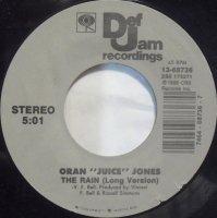 Oran 'Juice' Jones / The Rain (7