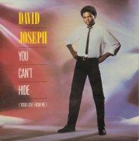 David Joseph / You Can't Hide (7