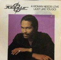 RAY PARKER JR. & RAYDIO / A WOMAN NEEDS LOVE (7
