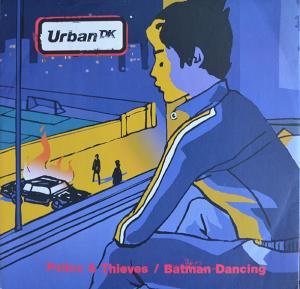 URBAN DK / POLICE & THIEVES (12