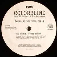Colorblind aka DJ Spider & Jun Matsuoka / Nu-Swing! (12