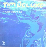 TIM DELUXE feat. SAM OBERNIK / IT JUST WON'T DO (12