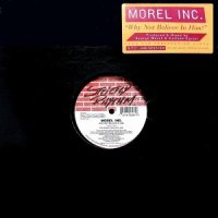 Morel Inc. / Why Not Believe In Him (12