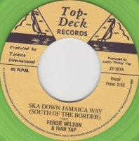 Ferdie Nelson & Ivan Yap / Roland Alphonso / Ska Down Jamaica Way / Rolli Rollin' (7
