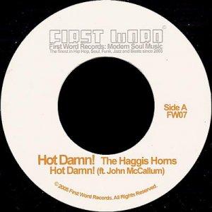 The Haggis Horns / Hot Damn! (7
