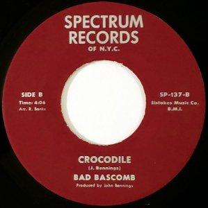 Bad Bascomb / Funk City (7