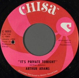 Arthur Adams / Let's Make Some Love (7