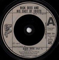RICK DEES / DISCO DUCK (7