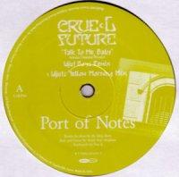 Port Of Notes / Talk To Me, Baby (Idjut Boys Remix) (12