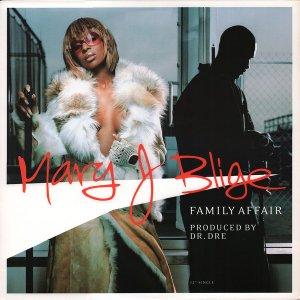 Mary J. Blige / Family Affair (12